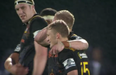 McKenzie makes the difference as Chiefs see off Crusaders in the Fiji rain