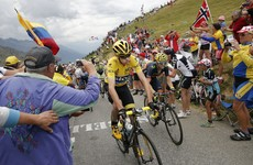 Who are the 5 favourites for this year's Tour de France?