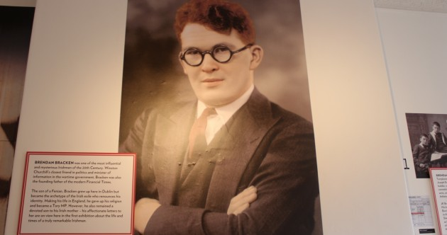 This Irishman was at Churchill's right hand during WW2... so why is he only being celebrated now?