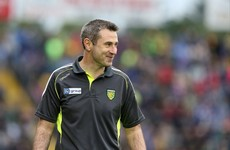 Donegal boss sticks with tried and trusted to overcome Monaghan