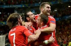 Robson-Kanu the hero as Wales stun Belgium to reach Euro 2016 semi-finals