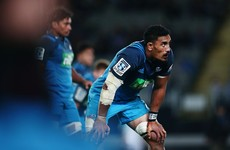 Kaino power can't stop Hurricanes, 'Tahs pack 9 tries into win over Sunwolves in Tokyo