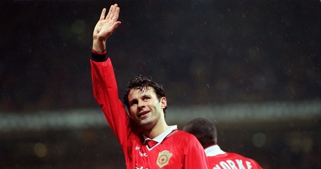 After 29 years and 34 medals Ryan Giggs has officially left Manchester United