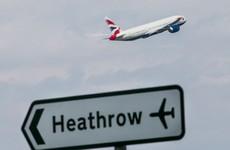 'Terror threat' made against Heathrow airport