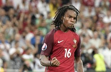 Portugal's new hero Sanches stirs controversy at young age