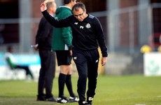 Pat Fenlon's Shamrock Rovers reign is over 3 days after disappointing Europa League defeat