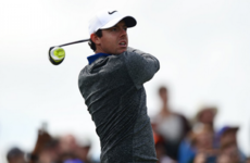 McIlroy has to settle for third as Thongchai Jaidee storms to victory