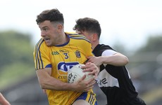 Bad news for Roscommon as key defender likely to miss rest of 2016 season