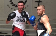 Ex-IBO champ accuses McGregor of editing sparring footage to make himself look good