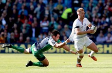 'I always felt, if I'm playing I'm going to make the difference' -- Luke Fitzgerald