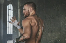Conor McGregor bares all for the cover of ESPN magazine body issue