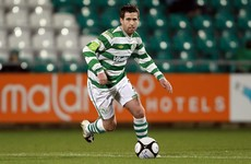 Shamrock Rovers appoint a short-term replacement for Pat Fenlon