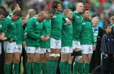 IRFU brush off English criticism of World Cup partying