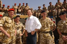 UK forces over-stretched and under pressure in Iraq and Afghanistan