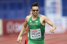 Gregan scrapes through European Championships heat on disappointing day for Gillick