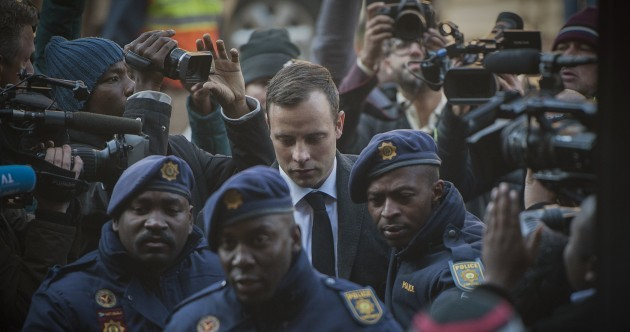 We'll Leave It There So: Sentences for Pistorius, Messi and all today's sport