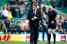 Hansen vows to tick all boxes before continuing as All Black coach