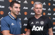 'He has a good eye for goal' - Mourinho backs prolific Mkhitaryan to make instant impact