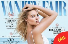 Everyone is giving out yards about Vanity Fair's bonkers Margot Robbie article