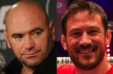 Dana White didn't react positively to John Kavanagh's take on the Jon Jones news