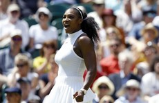 Serena Williams sets record semi-final pace, but Kerber prevents another all-Williams final