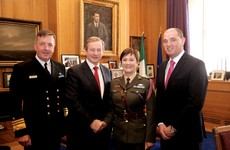 Meet the Defence Forces' first female colonel