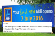 A local newspaper liveblogged the opening of a new Aldi and it was hilarious
