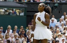 Don't call Serena Williams one of the greatest 'female athletes' of all time