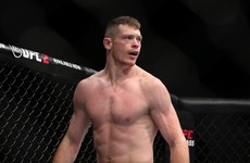 Joseph Duffy issues timely reminder that there's more than one exceptional Irishman in the UFC