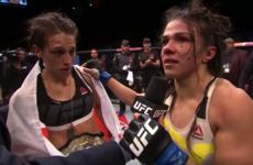 UFC champion Jedrzejczyk forced to dig deep to settle Gadelha grudge match