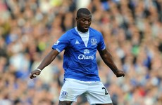 Remember Yakubu? He's making a comeback in some very unlikely surroundings