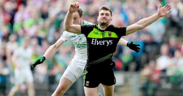 Mayo bailed out by dubious penalty as they come from 6 down to beat Fermanagh