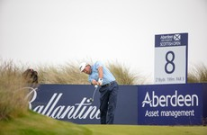 Graeme McDowell still in contention at Scottish Open as Alex Noren leads