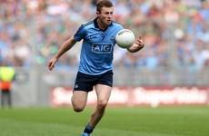 'I can't see myself being involved at all this year' - McCaffrey rules out Dublin return