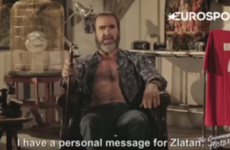 Cantona to Zlatan: You can be the prince of Manchester - but there is only one king