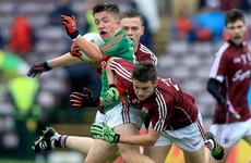 Great start to the day for Galway football as they dismiss Mayo to win Connacht minor title