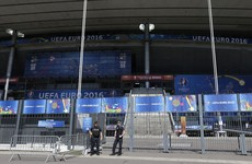 Police carry out controlled explosion after unattended bag found outside French team hotel