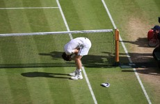 Murray in tears after 'extra special' Wimbledon triumph