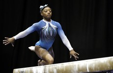 This US gymnast's coach recalls the moment she realised the athlete was a prodigy, aged 6