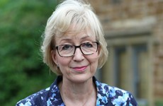 """UK latest: Leadsom apologises for 'motherhood' remarks, says she's """"been under enormous pressure"""""""
