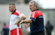 'Cork are in a very poor state of affairs, they're not hurling off instinct'