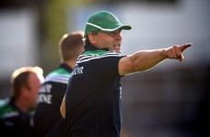 TJ Ryan steps down as Limerick boss