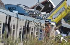 Head on collision between two trains in Italy kills 22