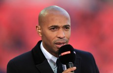Thierry Henry leaves Arsenal after Wenger tells him to give up Sky Sports role