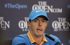 McIlroy: I'll probably watch the Olympics, but I'm not sure golf is one of the sports I'll watch