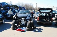 An alleged €178k fraudster told duped investors he'd 'flip cars for profit'