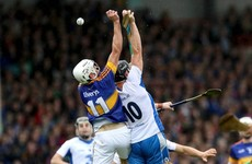 'I don't know how that could be a victory for hurling when a team is hammered'