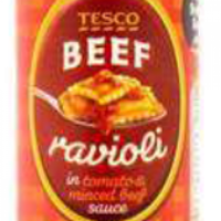 Tesco recalls beef ravioli over concerns it contains rubber pieces