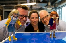Google sees a bright future in virtual reality, space travel and... dolls for kids