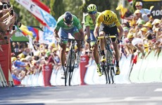 Ireland's Dan Martin stays third as Chris Froome extends Tour advantage